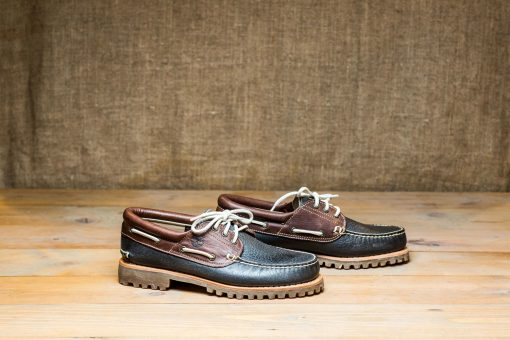 Timbеrlаnd 3-eye Lug Shoes Brown Bison A18X8