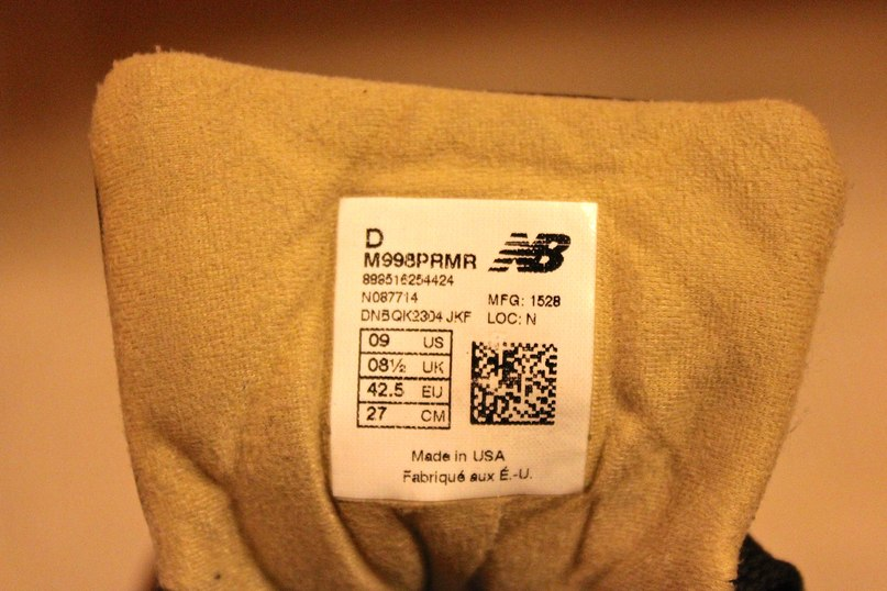 4242c12c5 Размеры обуви — все не так просто. | The Bootleggers