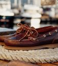 Timbеrlаnd 2-eye Root Beer Boat Shoes 72333