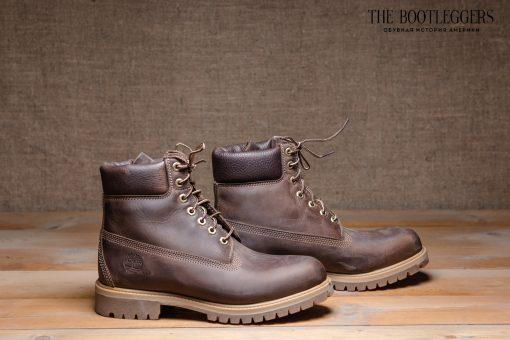 Timberland 6″ PreTimberland 6″ Premium Brown Leather 27097