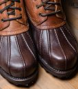 Frye Warren Espresso Duck Boots